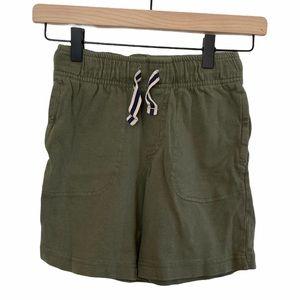 Gymboree Green Knit Shorts Size 7